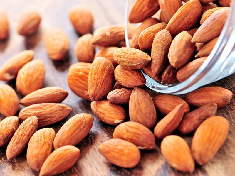 8. Almond Butter